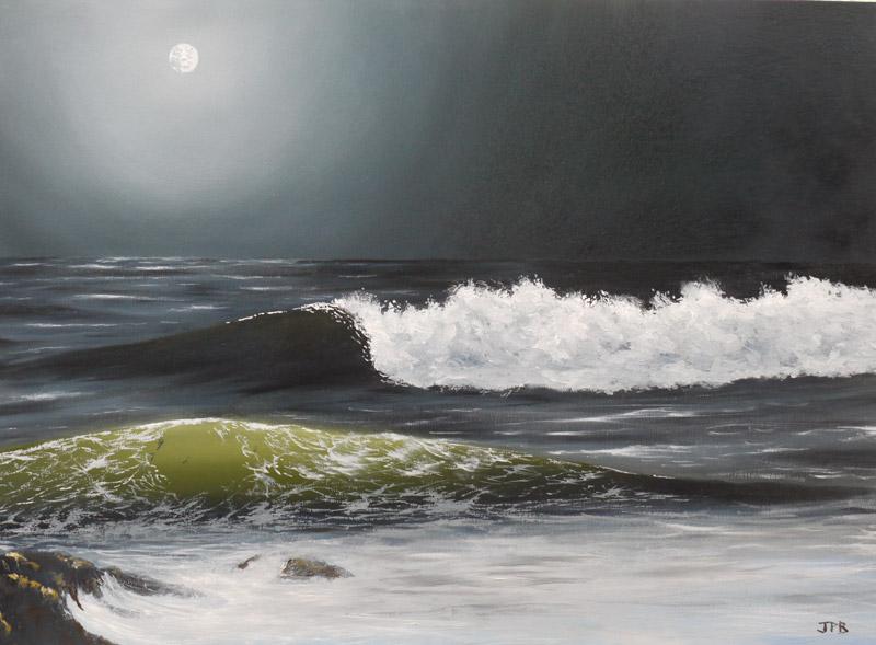 Moon Tide (Sold)