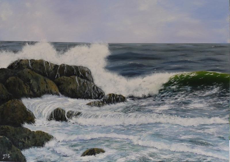 Spring Tide (Sold)