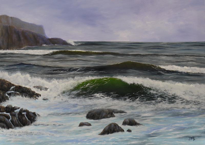 Summer Sea (Sold)