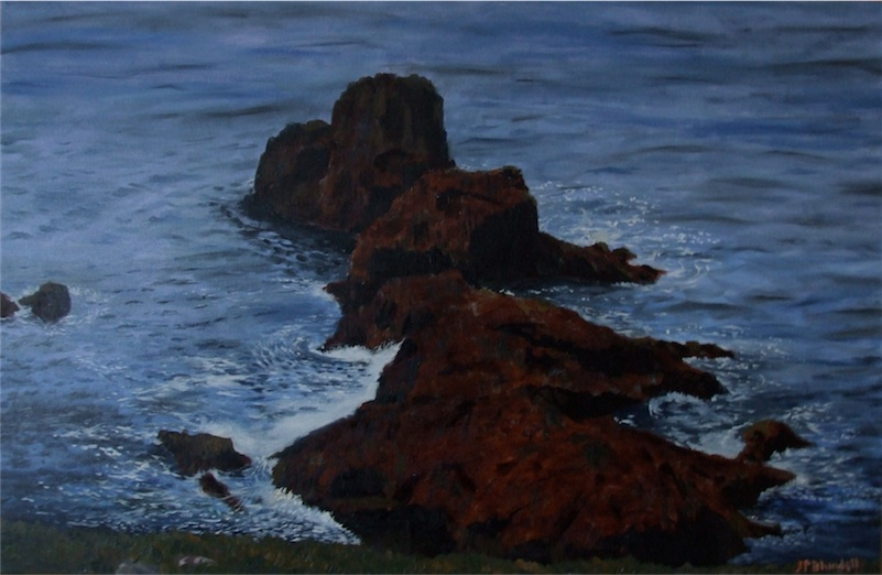 Lands End (Private collection)