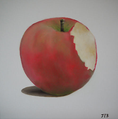 Apple by John Blundell